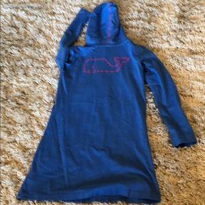 Vineyard Vines Dresses - Girls vineyard vines t shirt hoodie  dress
